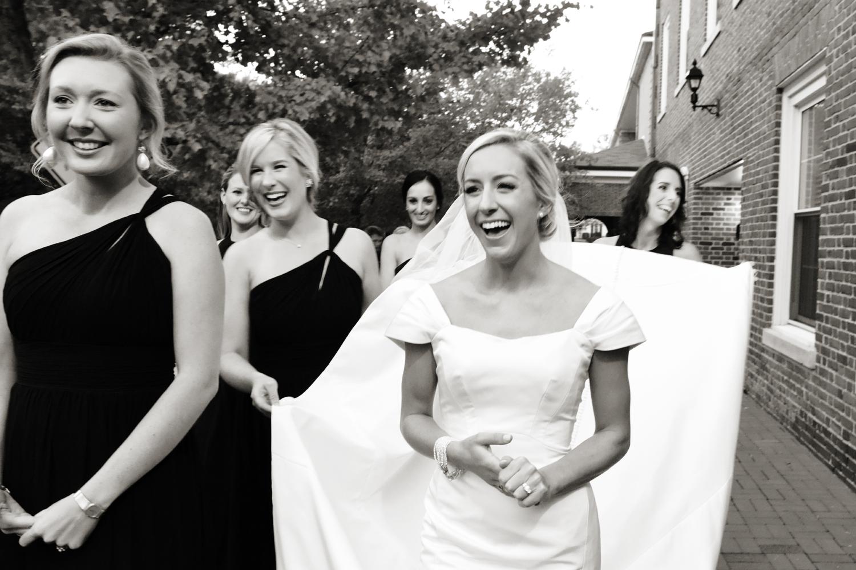 Alexia's Bridal Boutique Real Wedding