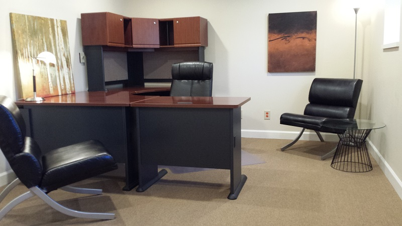 furnished executive office space