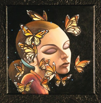 BUTTERFLY KISSES - SAM FLORES