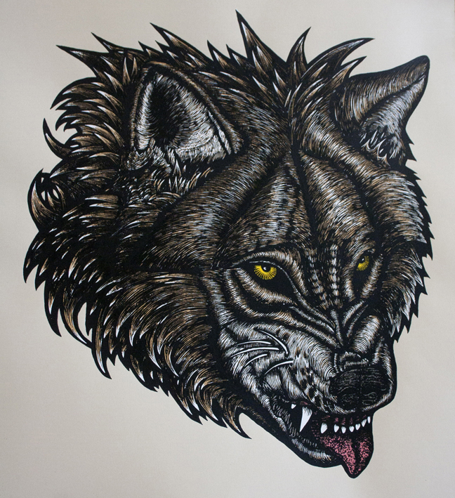 FENRIS ON KÖLN - WOLFBAT