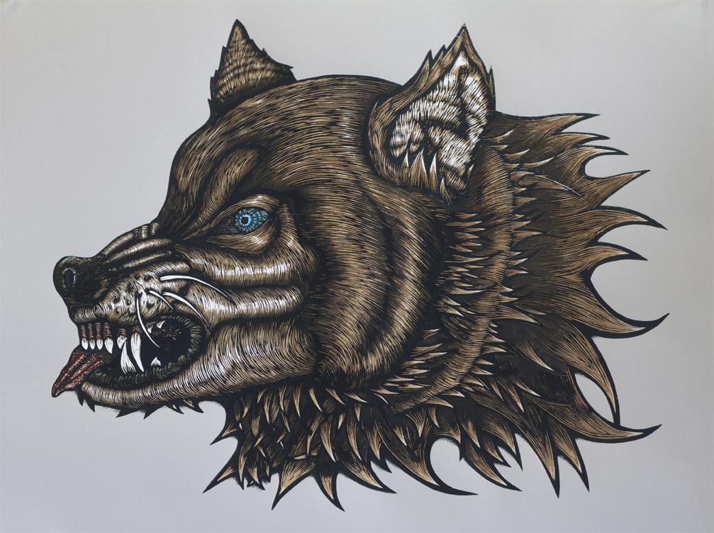 HATI - WOLFBAT