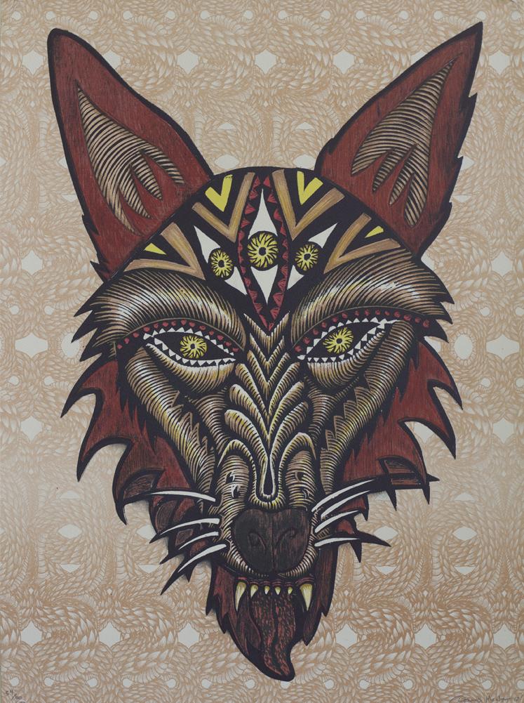 PSYCHIC WOLF - WOLFBAT