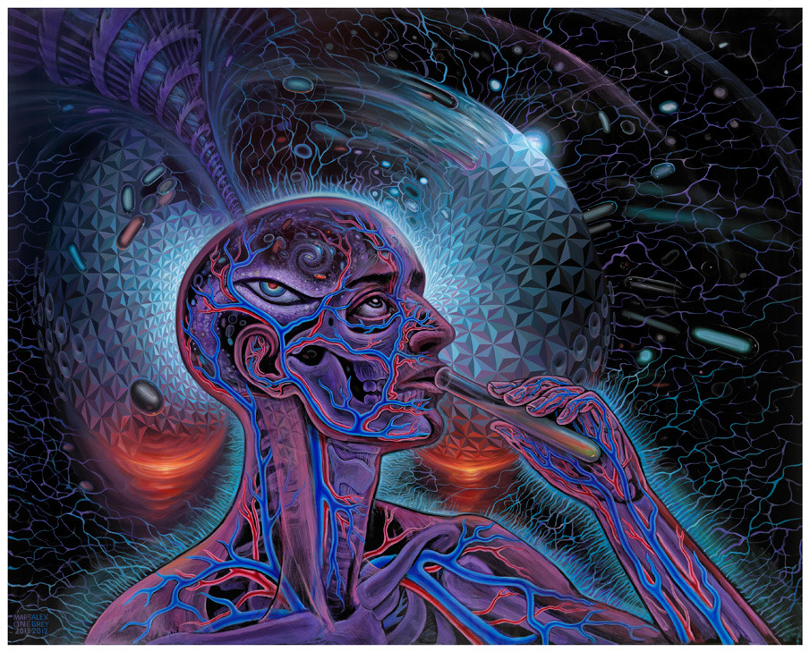 BICYCLE DAY - ALEX GREY X MARS-1