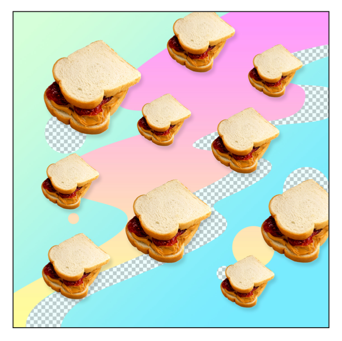 """DIGITAL JUNK FOOD - PBJ"" - FRANKY AGUILAR"
