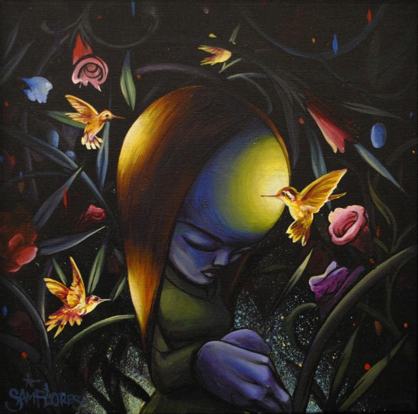 ILLUMINATE - SAM FLORES