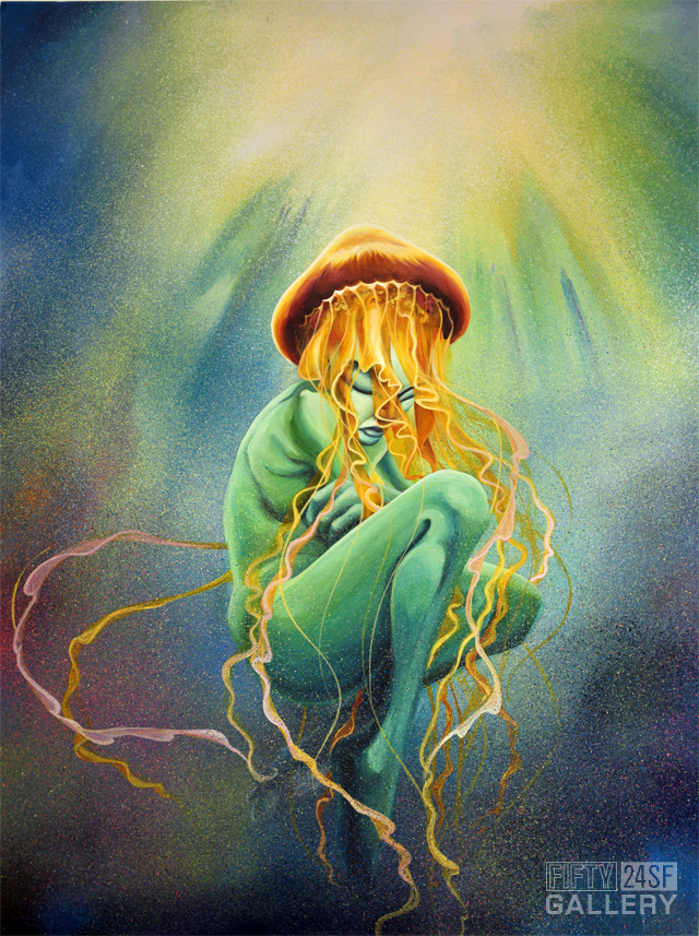 JELLYFISH HEAVEN- SAM FLORES