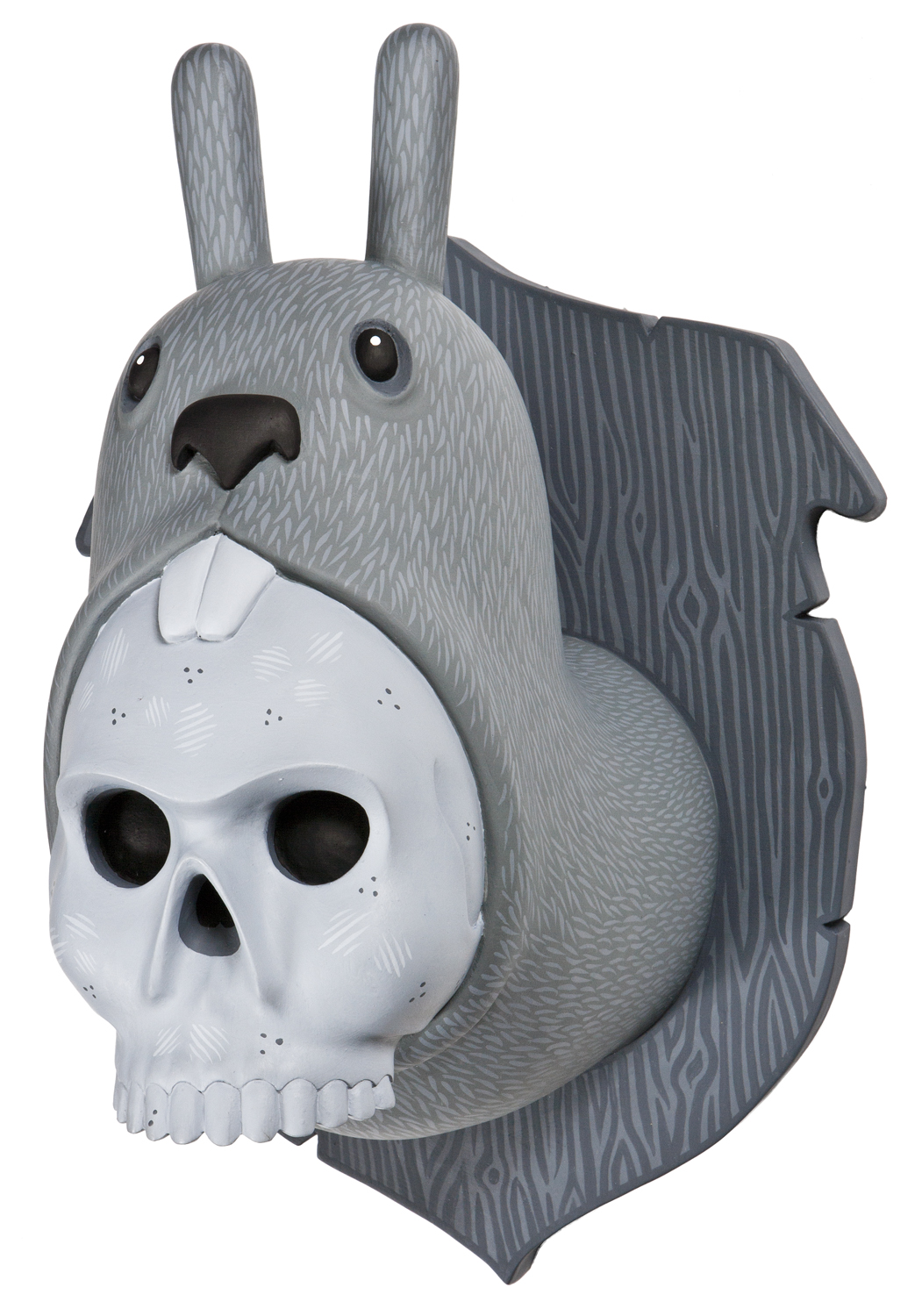 THE BUNNY BUST - JEREMY FISH