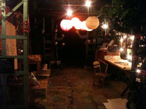 Porous Walker Studio
