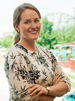 Hannah Peacock   Program Coordinator VISTA from August 2014