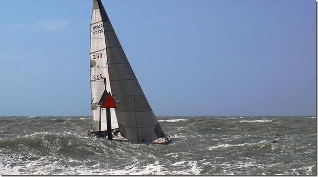 Windjammer sail boat race off Casey Key, Florida Gulf of Mexico