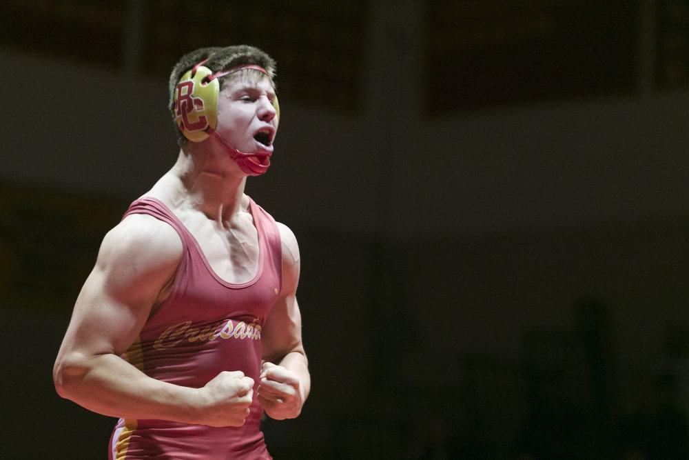 Danny took fourth place in the N.J. State Championships at 195 pounds his junior season at Bergen Catholic and had an offer to wrestle at Princeton University.
