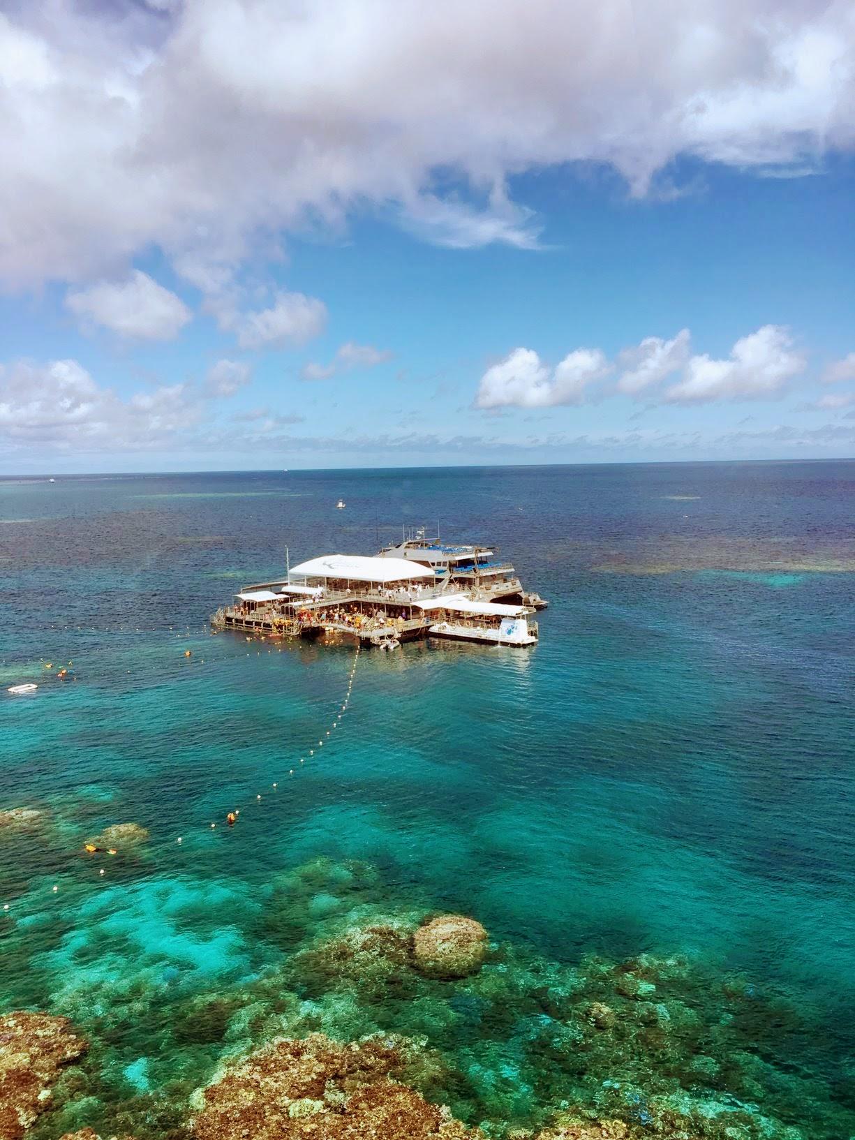 Quicksilver - Great Barrier Reef Activity Platform