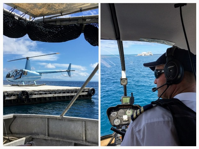 GBR Helicopter Tour