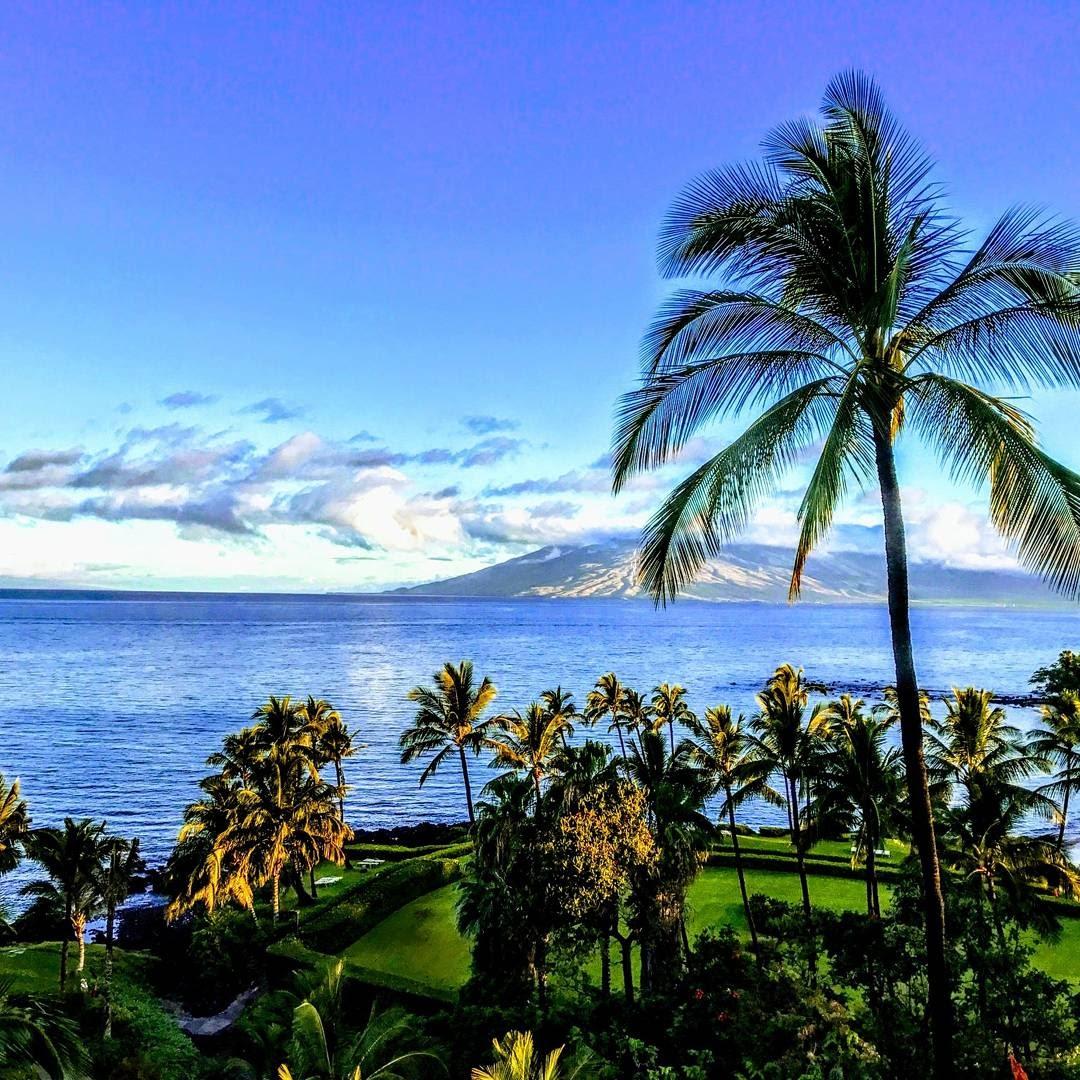 Wailea Beach Resort Room view