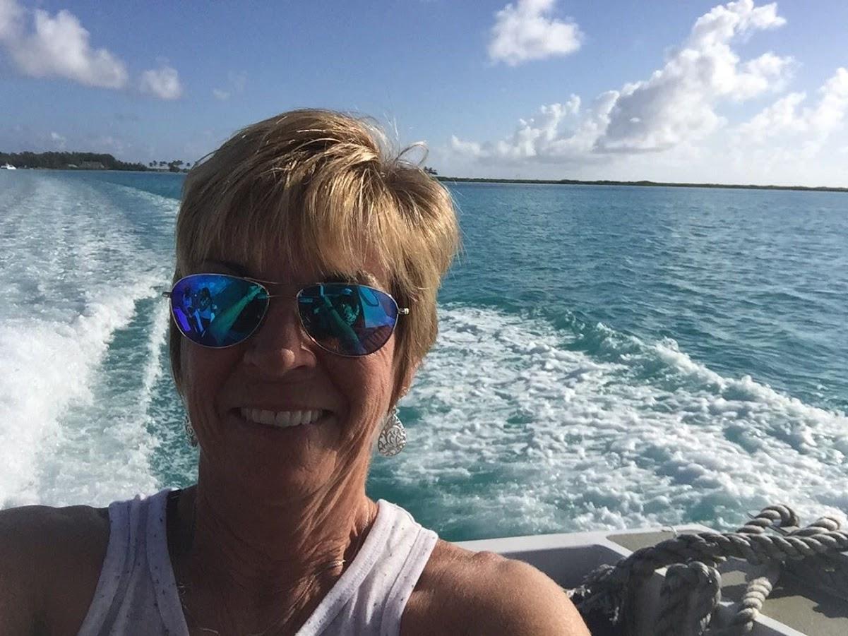 Our transfer by The St. Regis Bora Bora Boat