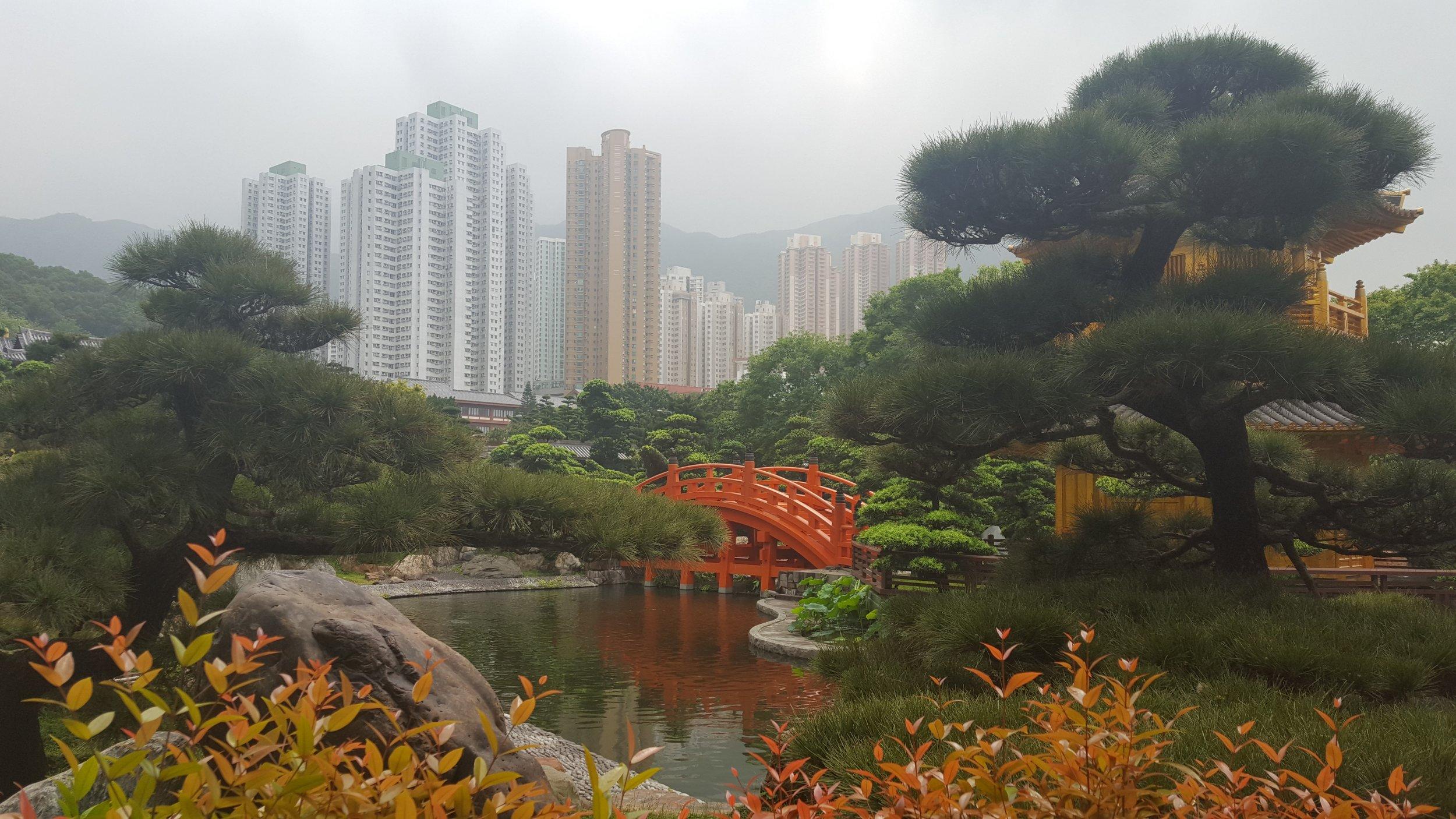 TAIPEI AND HONG KONG