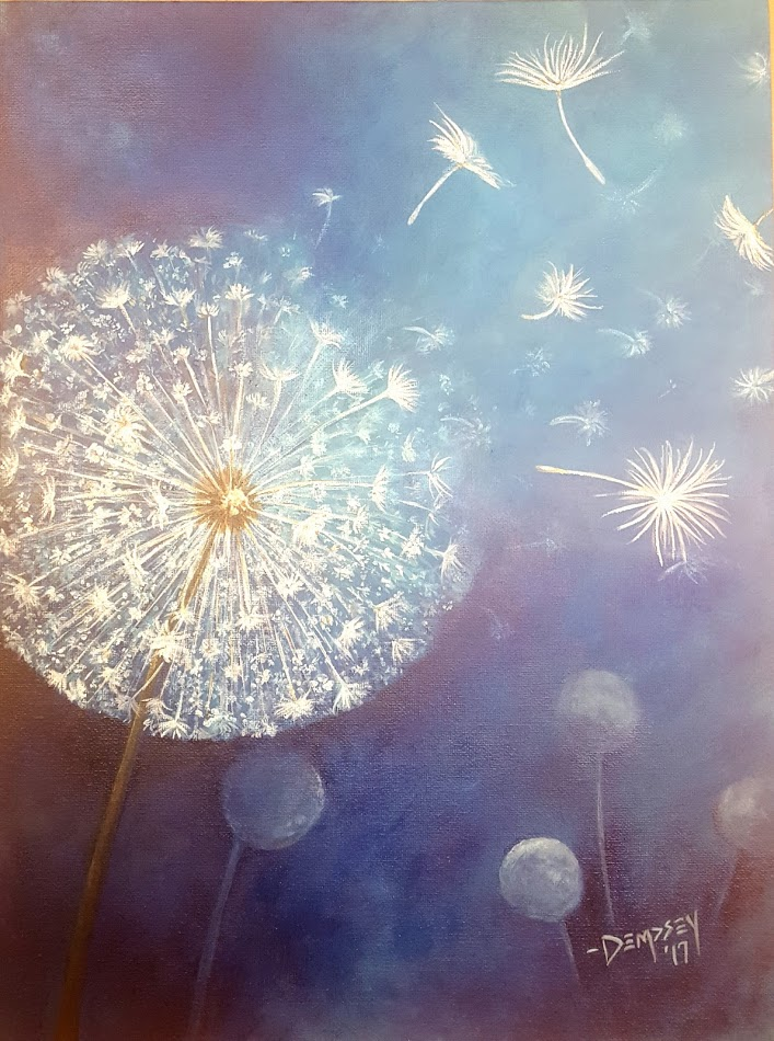 """Wishes by Tracy Dempsey-Eaton 12"""" x 16"""""""