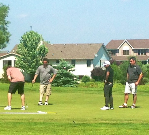 Hohensee Golfing.JPG
