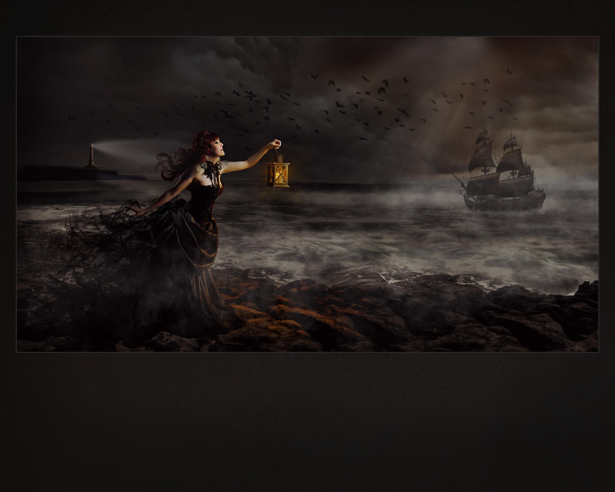 The Raven by Melinda Reddehase