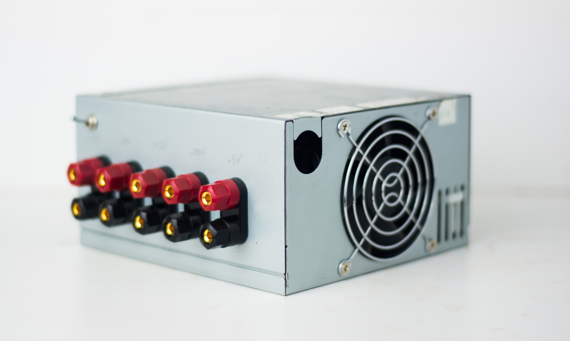 Completed ATX Benchtop Power Supply