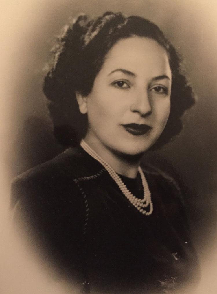 My Nana Alice
