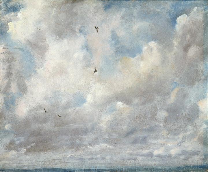 John Constable'sCloud Study