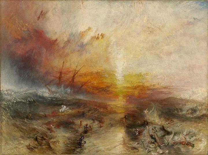 J. M. W. Turner's Slave Ship