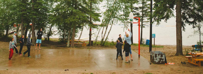 Basketball Summer Camp Kadesh