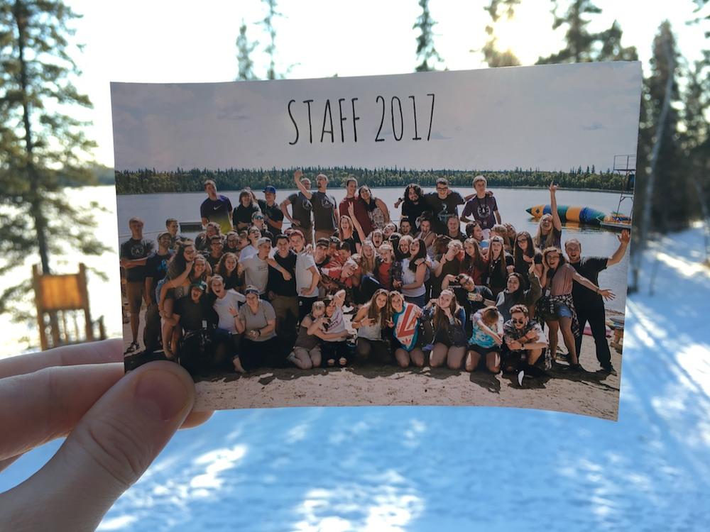 Camp Kadesh Staff 2017