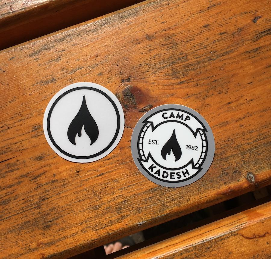 Camp Kadesh Sticker