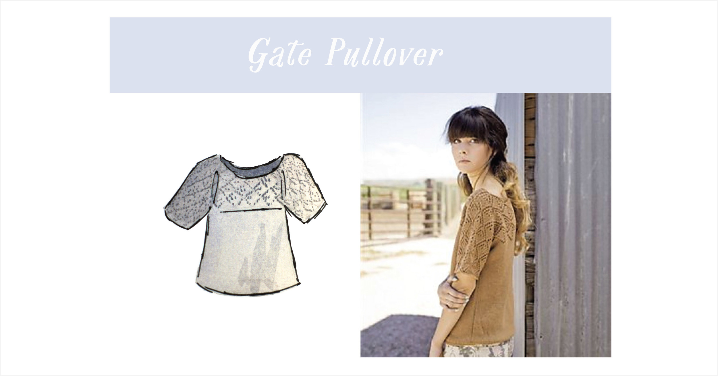 Acanthus House | Gate Pullover Second Update