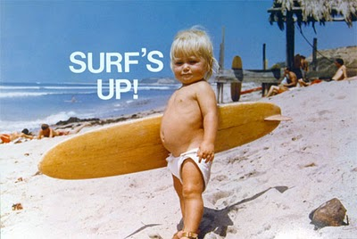 Surf Guide magazine, Volume 2, Number 9, October, 1964.  Photos: Dr. Don James