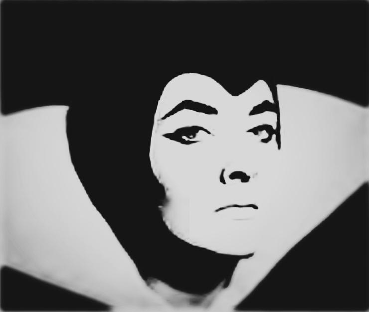 "Penny Dreadful aka Rose Marie Earp  ""Son of Chiller""  KMBC TV 9, Kansas City MO.  Early 1960s"