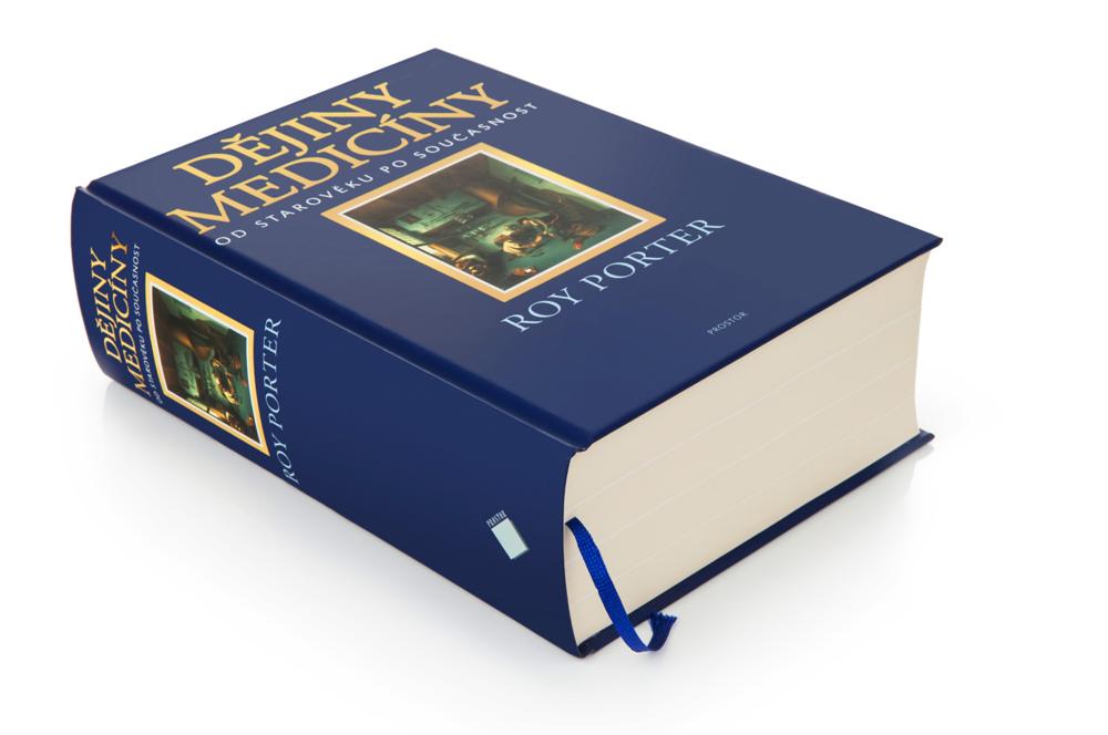 Kniha se zlatou ražbou na obálce - Nejdříve jsme vyrobili 1 kus, později několik tisíc.