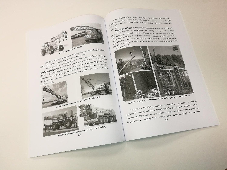 ČERNOBÍLÉ UČEBNICE - Ekonomická varianta černobílého tisku učebnice.