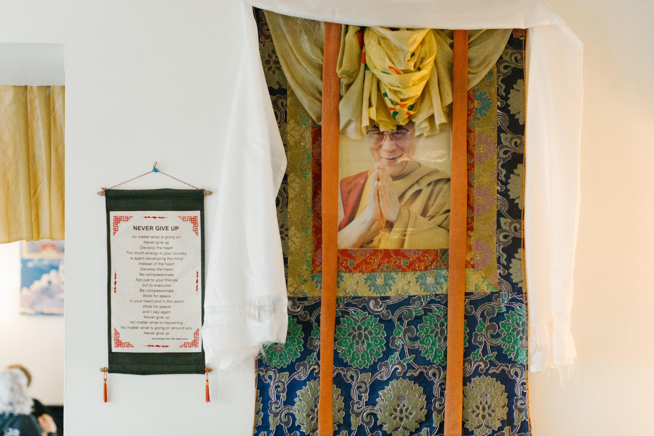 Anyetsang's Little Tibet Bloomington, Indiana