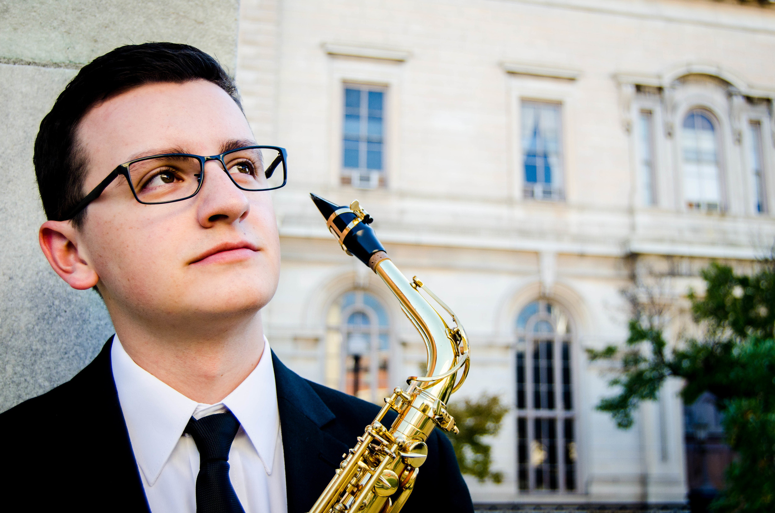 Sean Meyers | Saxophonist | Director of Artistic Operations