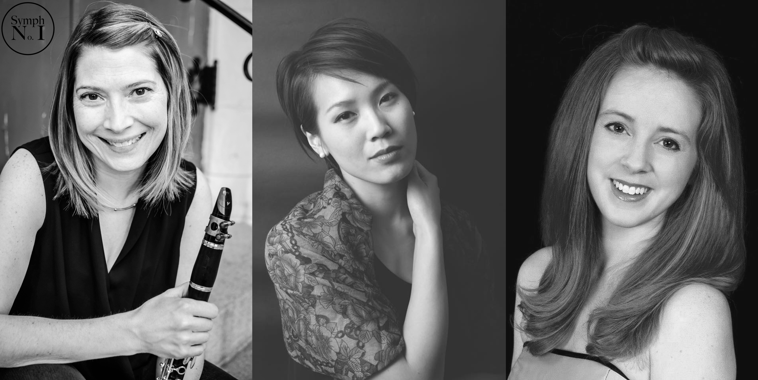 Performers Left to Right: Melissa Lander, Wan-Chi Su, Laura Whittenberger