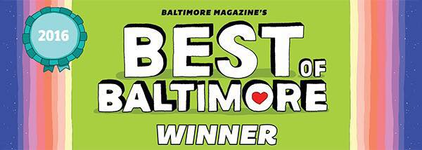 """Symphony Number One named """"Category Buster"""" winner for Best of Baltimore."""