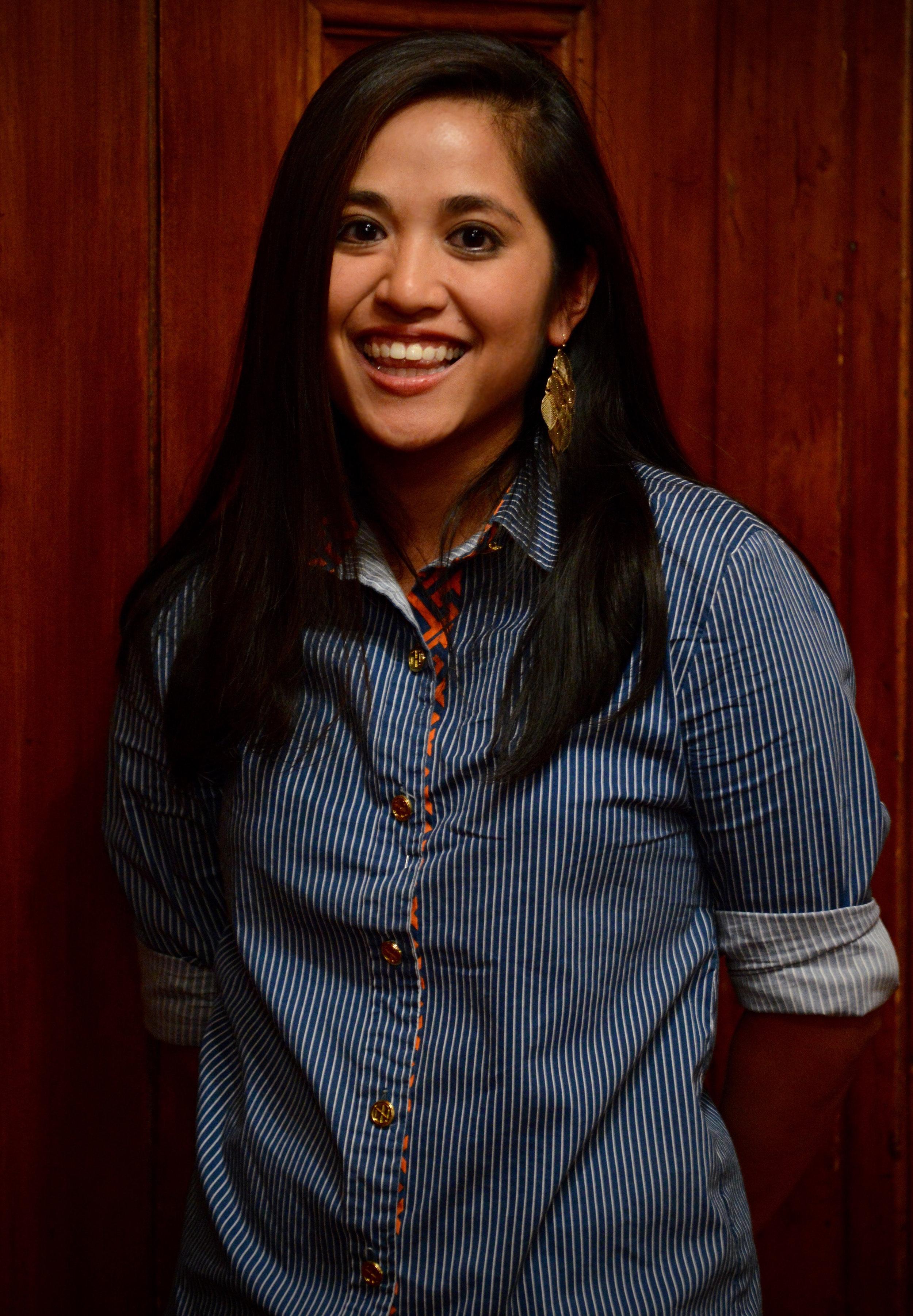Kate Cruz Flores