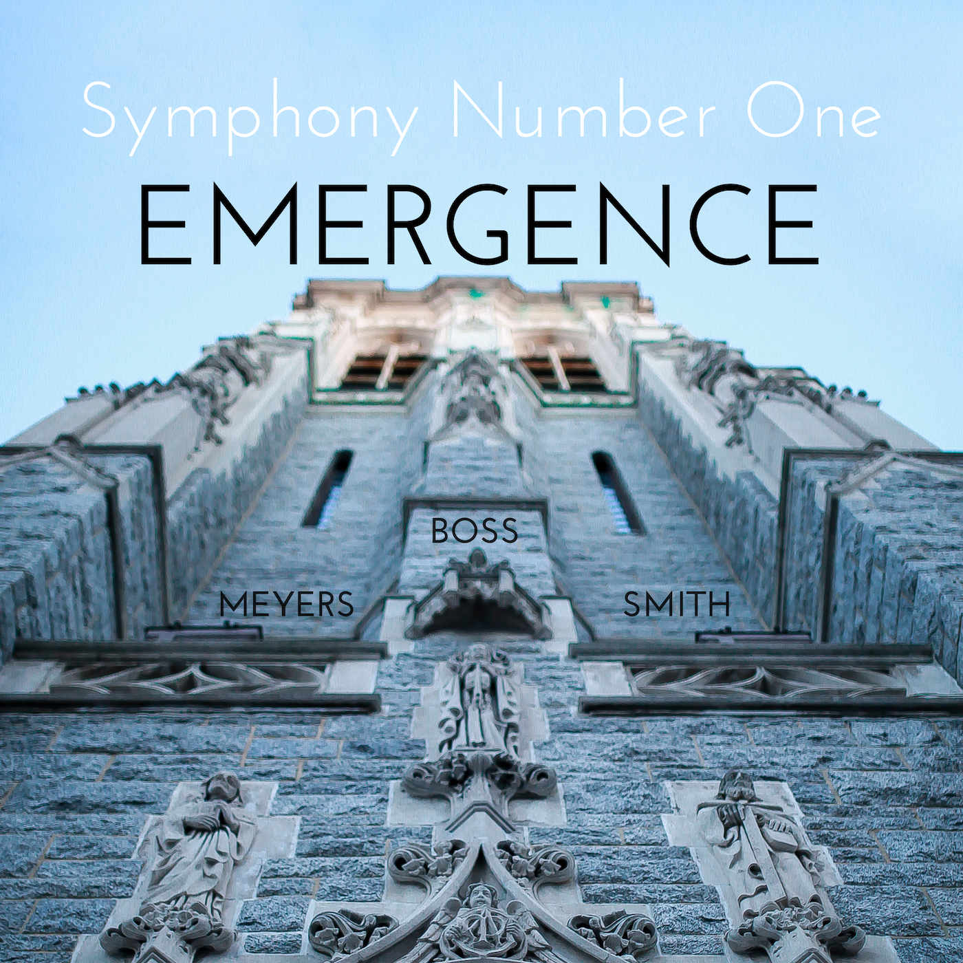 Album Cover for  Emergence.  Download .
