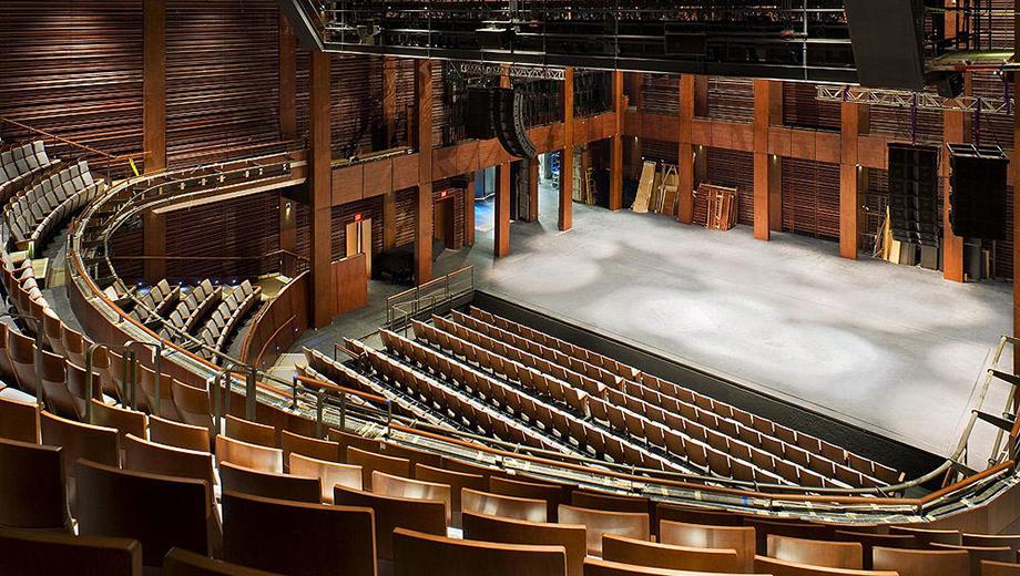 Sidney Harman Hall in Washington, DC