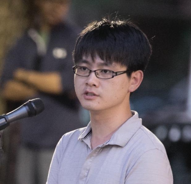 Composer Hangrui Zhang