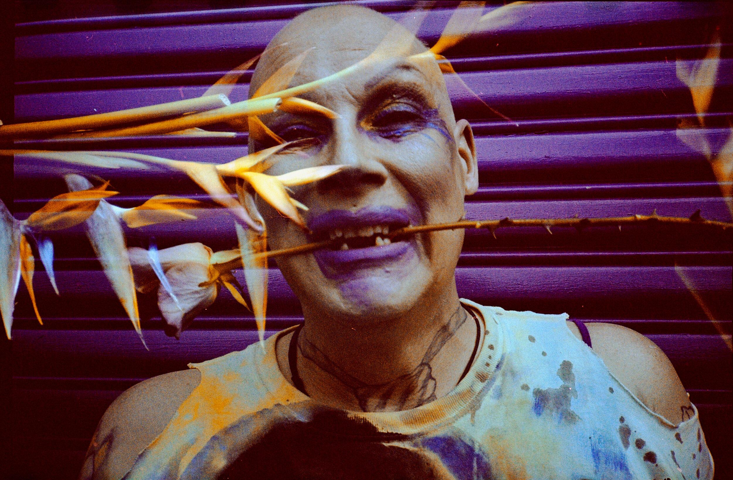 San Francisco Drag Legend, Phatima Rude