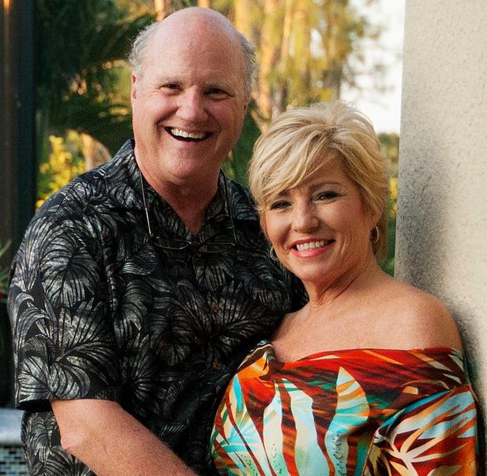 "Steve Engstrom & Joy Gugliuzza co-chair the ""Under the Stars"" fundraiser to benefit Valerie's House.  (Photo: Kinfay Moroti)"