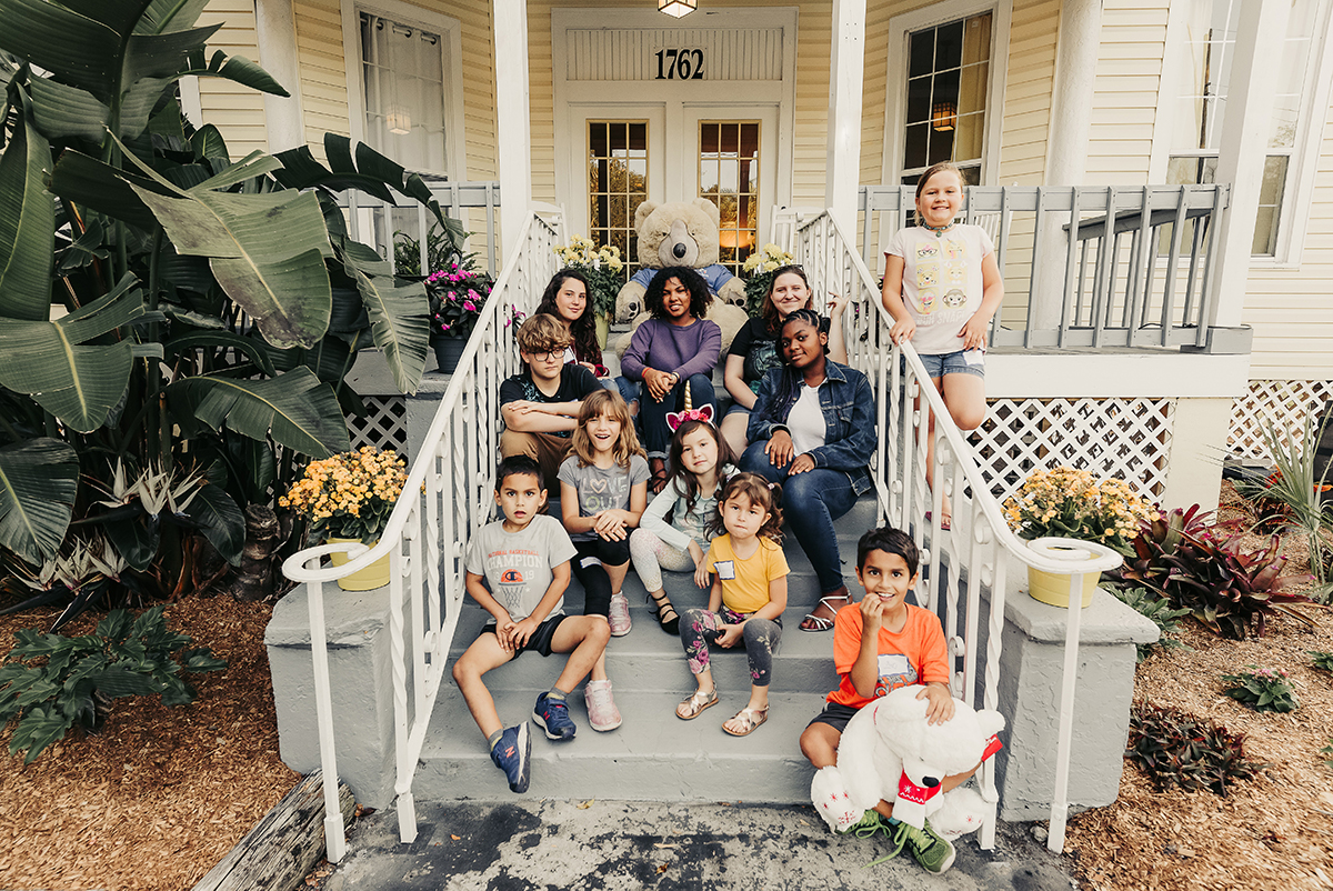 Valerie's House, based in Fort Myers, will expand on its grief support programs for Collier County children with an additional, Permanent location in Naples in Summer 2019.