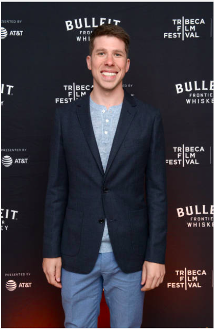J. Reitz at Plus One Premiere, May 2019