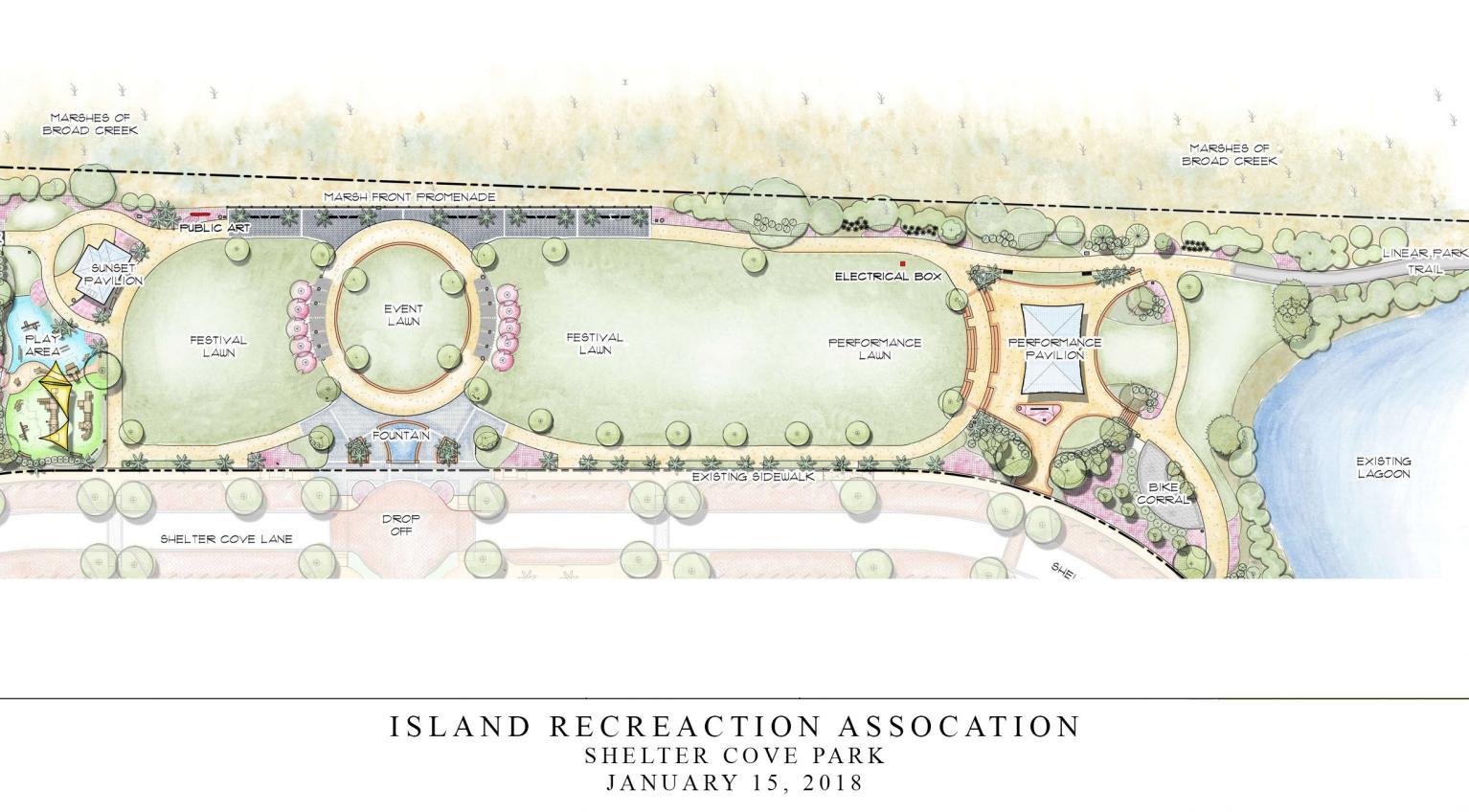 Park schematic