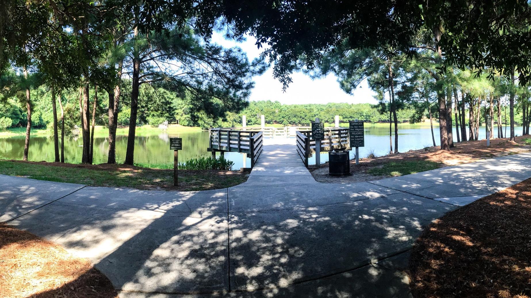Jarvis Creek Park - 3 Pavilions to rent