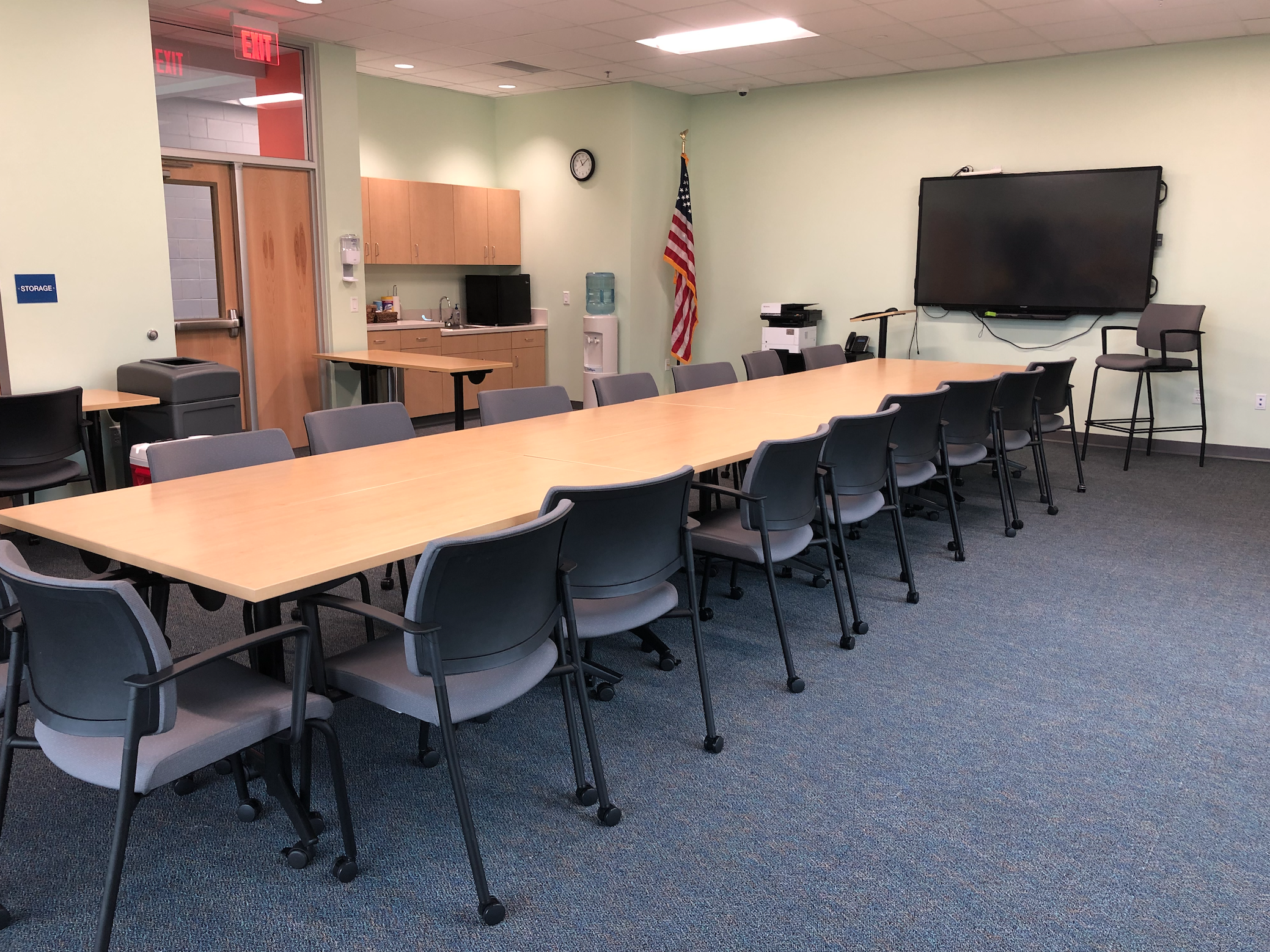Community Room - Our meeting space